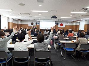 平成30年度 長野県助産師会通常総会が無事終了いたしました。