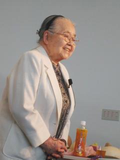 (社)長野県助産師会学習会「先輩助産師の技術・知識を継承しよう」