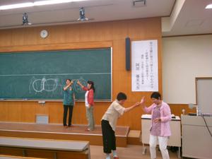 (社)長野県助産師会学習会 「母子支援に役立つ母と子への心のケア」・「妊婦の生活と胎内環境」
