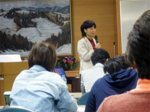 (社)長野県助産師会学習会 子育て支援の視点から考える 母乳育児支援学習会