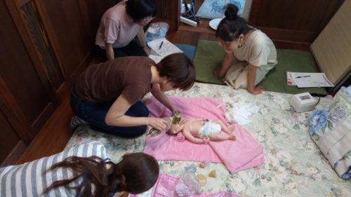 終了しました。新生児蘇生法講習会Sコース